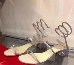 graue silberne fersen prom Rabatt 2019 neue Top Frauen Sandalen mit Richtigen Blumenkasten Staubbeutel Designer Schuhe schlangendruck Luxus Rutsche Sommer Mode Breite Flache Sandalen Slipper