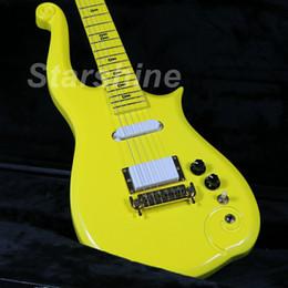 2019 fare chitarre JEY6080 Buona qualità Pince Chitarra elettrica CNC realizzato in oro giallo Hardware Ponte fisso sconti fare chitarre