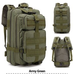 3P The Rucksack March Outdoor Tactical Backpack Spalle Borsa Army Green da