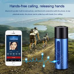 falante esportes bicicleta criativo alto-falante Bluetooth 4 em 1 Bicicleta iluminação luzes luz de acampamento de emergência equipamento de campismo passeios ao ar livre de