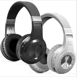 2019 cuffie bluedio h Bluedio H-Turbine Cuffie stereo Bluetooth Cuffie wireless Microfono Bulit-in Cuffia BT4.1 Bassi potenti Goditi la tua musica Over-ear h cuffie bluedio h economici