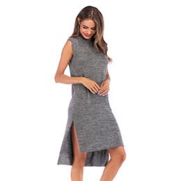 2656f84fc11 Piece. 2019 Women s Summer Short Sleeve Ruffle Loose Swing Casual Casual  Plain Simple T-Shirt Loose Dress Tank dress