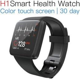braccialetti nuovi prodotti Sconti JAKCOM H1 intelligente Health Watch Nuovo prodotto in Smart Orologi intelligente caricatore 3 2 braccialetto