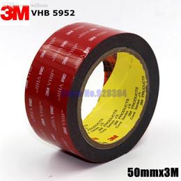 3 m VHB 5952 Heavy Duty Double Face Mousse Acrylique Ruban 8 mm x 33 m 1 rouleau