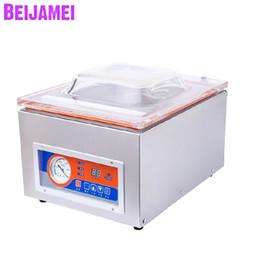 BEIJAMEI Promoção 2019 máquina de selagem de embalagem a vácuo Automático Desktop doméstico comercial aferidor aferidor do vácuo para venda de Fornecedores de ferramentas de cozinha plástica