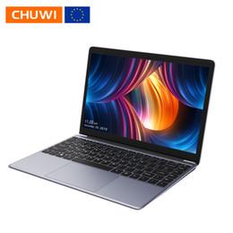i7 nvidia Desconto 2020 Chuwi HeroBook Pro Intel N4000 Dual Core Windows 10 Laptop tela de 14,1 polegadas FHD IPS 8GB 256GB Computer Bluetooth 4.0