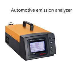 Analyseur automatique portatif de gaz d'échappement de gaz de la vente 220V NHA506 pour HC, CO, CO2, O2 ? partir de fabricateur