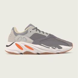 Магнит 12 онлайн-Kanye west Wave Runner 700 v2 Мужские кроссовки женские 700-х Магнит VANTA Static СОЛЬ Mauve INERTIA ANALOG кроссовки спортивные Дизайнерские кроссовки