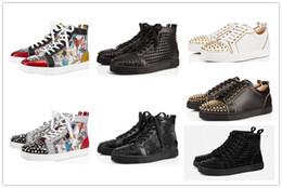 Großhandel Versace Chainz DHL Die Teuersten Schuhe 2018 Neuesten Italiens Besten Medusa Freizeitschuhe, Mode Für Männer Und Frauen Schuhe, Schaffell