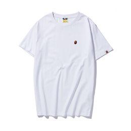 camuflaje camiseta hombre poliéster Rebajas Aape Camiseta de moda para hombre A Bathing Ape Diseñador de impresión de alta calidad Camiseta para hombre Moda para mujer Hip Hop Tee Tamaño M-3XL