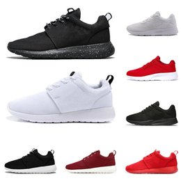 lightweight hiking shoes for men Coupons - 2019 Tanjun run running shoes for men women black white red navy blue Lightweight Breathable mens trainer London Olympic Sports Sneakers