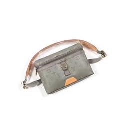Pequeño paquete de cintura impermeable online-Alta calidad Unisex bolso de la cintura pequeño impermeable Fanny Pack Viaje cremallera Bolsillo de la cintura Paquetes de moda Pecho bolsa Pecho paquete Mujeres Messenger Bag