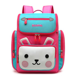2019 lindos bolsos de mochila Mochilas escolares lindas de dibujos animados para niñas niños Mochila de gran capacidad Mochila escolar para niños Mochila impermeable de tamaño grande / pequeño lindos bolsos de mochila baratos
