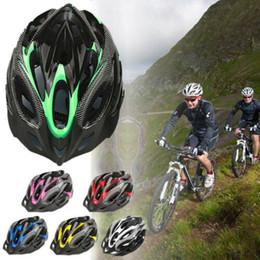 Casques carbone en Ligne-Vélo de montagne Casque Split Équipement d'équitation Accessoires Casque de sécurité en fibre de carbone Sports de plein air Cycing Camping Casque LJJZ126
