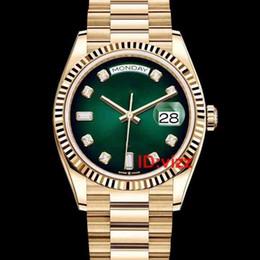vigilanza automatica delle donne ceramiche nere Sconti Orologi da uomo di lusso Datejust 36 millimetri automatico meccanico JUBILEE bracciale donna orologio da polso designer di diamanti orologio
