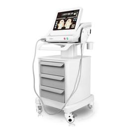 Única máquina online-Trolley Stand Roller Carro médico móvil con cajones HIFU Machine Stand Only Trolley sin máquina para Salon Spa Envío rápido