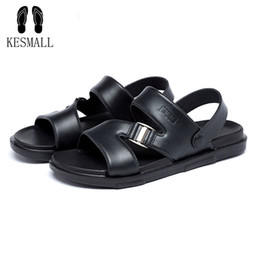 63110962b3198 Discount sandals mens - KESMALL Summer Men Shoes Beach Sandals Outdoor  Casual Anti-Skid Breathable