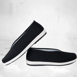 New Old Beijing Primavera e autunno Tempo libero Scarpe di stoffa Infermiere Scarpe basse Indossare scarpe di tela Tempo libero Lavoro di mezza età e