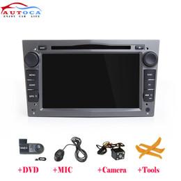 honda civic lettore mp3 Sconti IPS 2DIN Android 9 multimediali per auto DVD Player per Vauxhall Astra Meriva Vectra Zafira Antara Corsa Agila Radio stereo dell'automobile DVD GPS