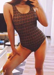 swimsuit de franja de uma peça branca Desconto 2019 venda quente 2 estilo f Designer de moda ff carta logotipo imprimir treliça Swimwear Biquíni Para As Mulheres Maiô Sexy Banho de uma peça Terno S-XL