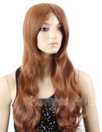 SPEDIZIONE GRATUITA ++ Parrucche lunghe per capelli lunghi da