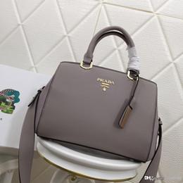 Neue Mode High-End-Lychee Leder Damen große Kapazität Handtasche grau rot blau schwarz Designer Tasche Nummer: 2026. von Fabrikanten