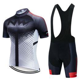 8bd80083e Men s 2019 NW Team Cycling Jersey Summer Short Sleeve Set Cycling Clothing  Ropa Ciclismo Fast Drying 9d Bike Bib Pants