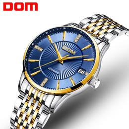 Relógio mecânico automático das mulheres moda casual analógico à prova d 'água de aço inoxidável relógio de ouro feminino relógios de pulso branco azul preto supplier white female wristwatches de Fornecedores de relógios de pulso femininos brancos