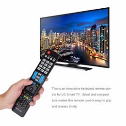 Reemplazo del controlador de control remoto OEM universal para LG HDTV LED Smart TV de alta calidad 100% nueva marca Accesorios de A / V al por mayor desde fabricantes