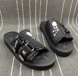 Sandalias para caminar online-Mastermind JAPAN x SUICOKE Sandalias de exterior para hombre de mujer, zapatillas deportivas de moda, zapatillas deportivas de diseñador, zapatillas deportivas para caminar