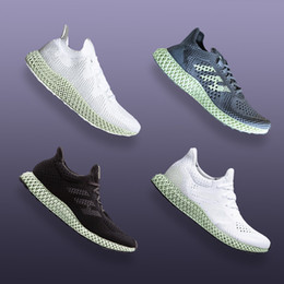 2019 Futurecraft 4D Runner Running Shoes For Men Women Ash Green Triple  Black White Red Men Designer Trainer Sport Sneaker Big Size 38-47 5550195ec