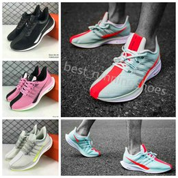 new styles 4a3d7 25c7d 2018 Zoom Pegasus Turbo Barely Grey Hot Punch Black White Running Shoes Men  Women React Zoom X Vaporfly Pegasus 35 Trainers Zapatos 36-45