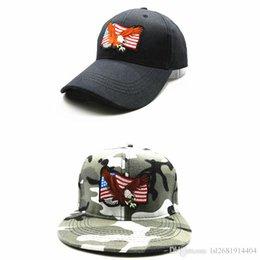 e2e845def56 LDSLYJR 2018 eagle embroidery cotton Baseball Cap hip-hop cap Adjustable  Snapback Hats for kids and adult size 58