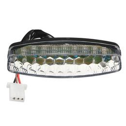 Led leuchtet quad atv online-LED-hintere Endstück-Bremslicht für 50 70 110 125Cc ATV Quad TaoTao Sunl Chinese