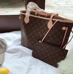 VV Original 2018 JAMAIS PLEIN sacs à main en cuir de vachette couleur sac à bandoulière en cuir sac à bandoulière Jamais livraison gratuite ? partir de fabricateur