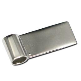 Pendenti di colla online-Catene all'ingrosso del pendente dei gioielli dell'argento di ID28059smt17 per il pendente Makin Glue-on Bails