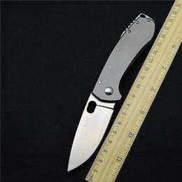 1 novo 5445 sobrevivência dobrável faca 8Cr13 punho de aço completo lâmina T6061 lidar com acampamento ao ar livre caminhadas EDC faca de bolso de Fornecedores de faca de sobrevivência novo acampamento