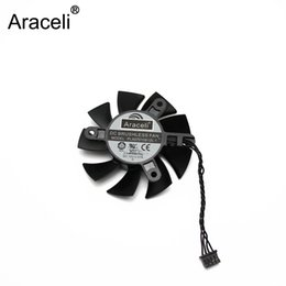 New For FirstD FD7015H12S DC12V 0.43AMP 4wire graphics card fan diameter 6.5CM
