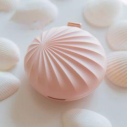Shell diffusore incenso portatile macchina Home Auto mini diffusore del profumo della Rosa Bianco Shell olio essenziale diffusore da xiaomi mi box fornitori