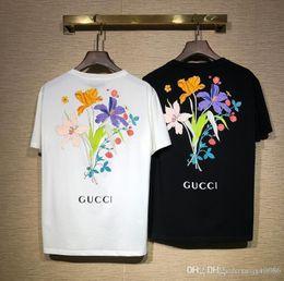 2019 camisas frescas para meninos Nova cor do macaco legal meninos taylor kanye west Alta Qualidade kanye hip hop par de algodão de manga curta, valor para o dinheiro de homens e mulheres T-shirt 66 camisas frescas para meninos barato