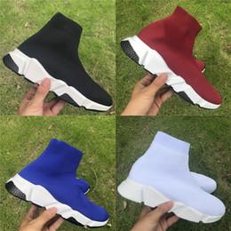 Скоростные кроссовки для вязания Paris Sock Shoe с блестками мужские кроссовки повседневная обувь Runner тяжелая подошва для женщин Спортивные ботинки Luxury Designer от