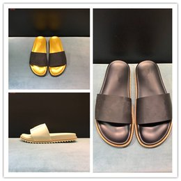 f80c4c640880b 2019 pantoufles pour garçons Pantoufles de créateur pour hommes célèbres  chaussures de luxe de la marque