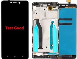 Wholesale 4 Pro LCD display Touch Screen Digitizer Sensor Assembly Replacement for Redmi4 Prime inch