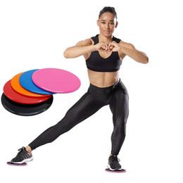 Nouveau Mode Fitness Yoga Gym Abdominal Core Exercice Équipement Disques De Glissement Nouvel Équipement Exercice Disques De Glissement ? partir de fabricateur