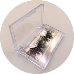 Papier vide Vernis noir Cils Longue durée de vie Faux cils Boîte pour les yeux Cils Extension Cils de luxe Boîte ? partir de fabricateur