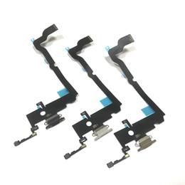 Connecteur du port de charge chargeur en Ligne-Pour iPhone XS / XS Max Chargeur USB Port de charge Connecteur Dock Jack Écouteur Remplacement du câble Flex
