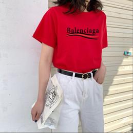 da90d11fc7337e Brand Summer T Shirt for Women Tops Luxury Designer Shirts Lady Summer  Beach Clothing Short Sleeve Tees Vacation Casual Tshirt Wholesale