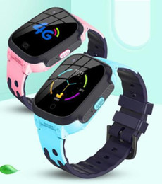 tracker baby Coupons - T8 Smart Watch for Children Waterproof SOS Antil-lost Kids Smartwatch 4G SIM Card Clock Call Location Tracker Baby Smart Watches 1pcs