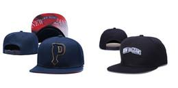 Livraison gratuite-2019 Nouvelle-Orléans Snapback Cap Basketball Adjustable Hat ? partir de fabricateur