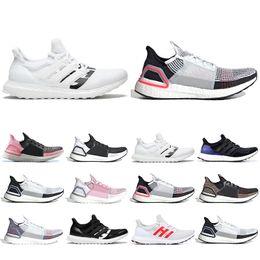 2019 sapatas de basquetebol do onemix Adidas Boost 2019 Ultra boost 19 tênis para homens mulheres nuvem branco preto Oreo ultraboost 5.0 mens trainer runner sneakers sports